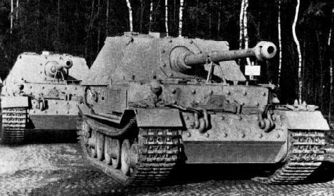 1942 gadā Heinschel Tiger... Autors: cornflakes WW2 vācu tanku-iznīcinātāji un mobilā artilērija