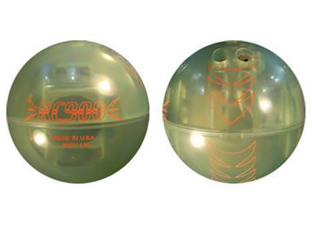 Šī bumba ir vadāma ar pulti... Autors: AldisTheGreat 12 Satriecošākās boulinga bumbas.