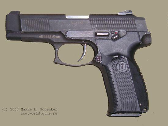 MP443 Grach iesaukā Jarigina... Autors: Maršals Žukovs Daži ieroči (RUS)
