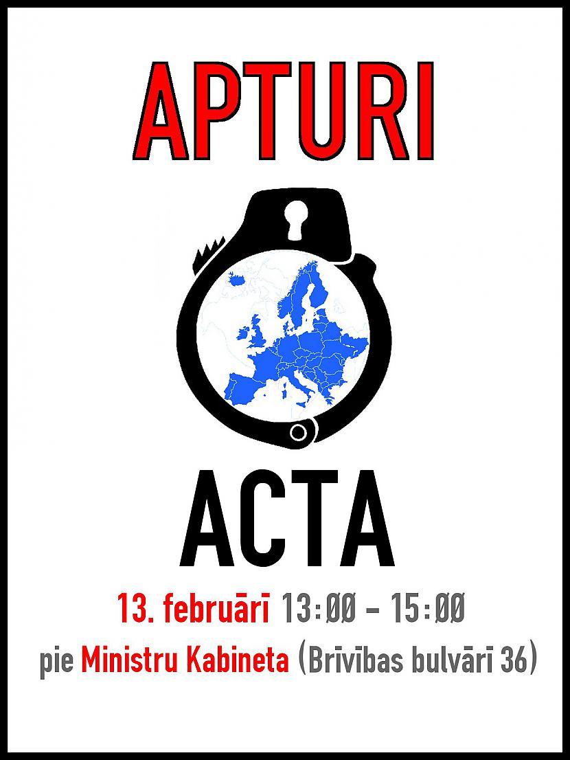 Daudziem internets asociējas... Autors: Fosilija Die ACTA die !!!!