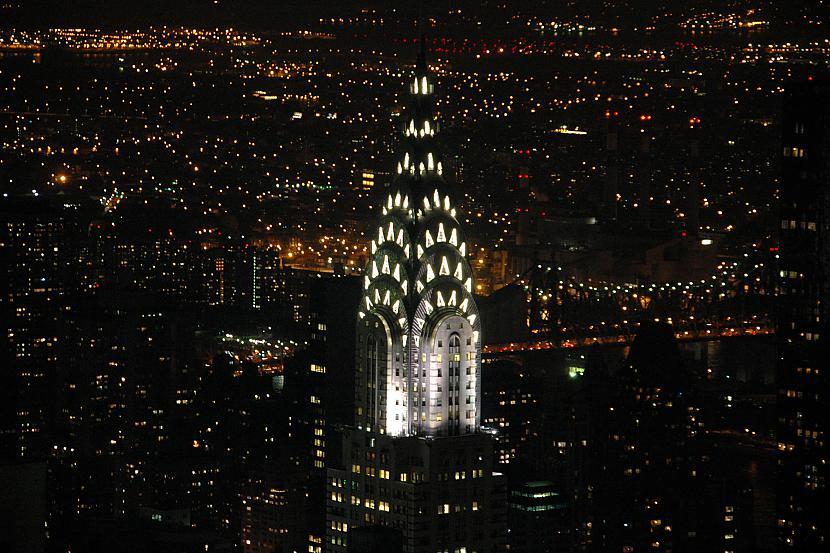 The Empire State building Autors: reinars22 Pasaules skaistākās celtnes.