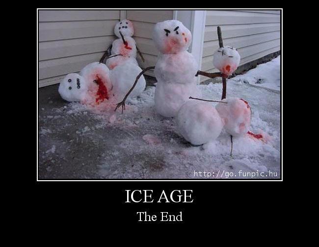 Autors: Kamnegadas Ice age