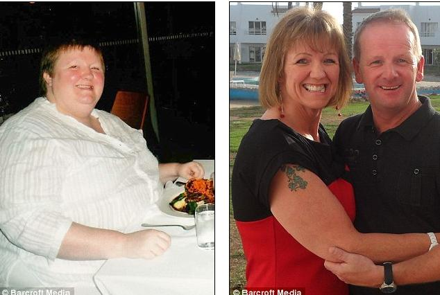 Pirmoreizi divpadsmit gados... Autors: MJ Sieviete mainīja savu ēdienkarti!!
