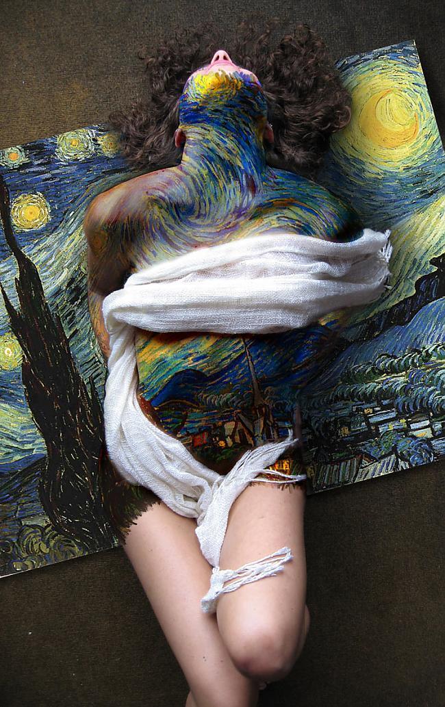 Autors: ZveeRiņš Body Paintings`