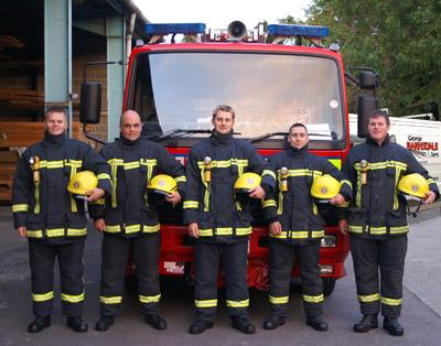 Pilsētas ugunsdzēsēju komanda... Autors: sūdukule Pieredze