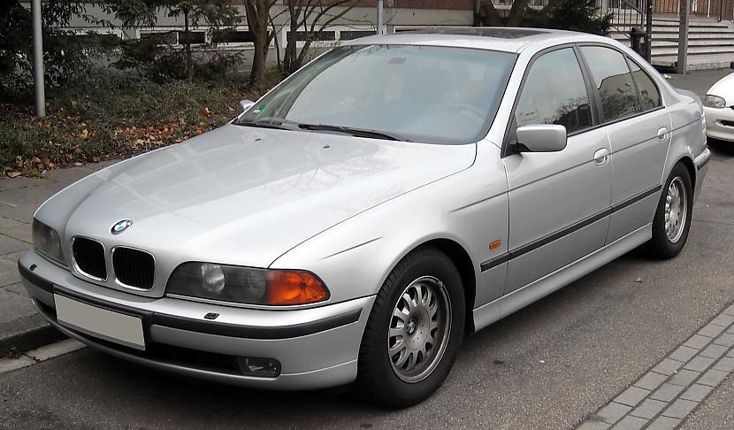 Kvalitāte un vēlreiz kvalitāte... Autors: Mr Cappuccino BMW E39 (1995 - 2004)