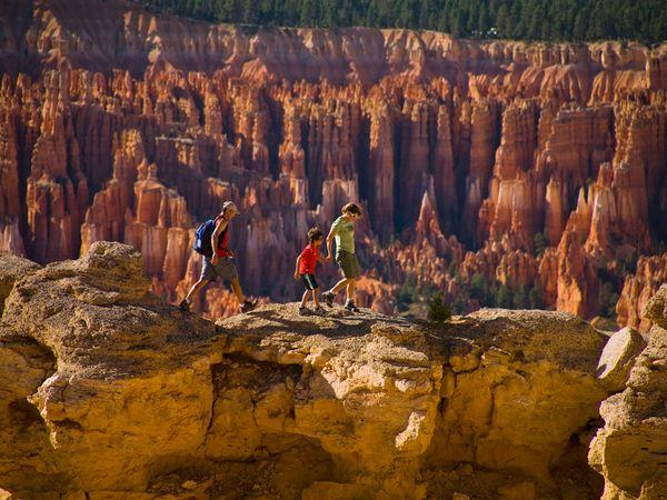Jūtas nacionālā parka kanjons Autors: Fosilija 10 Interesantas tūrisma vietas !!!