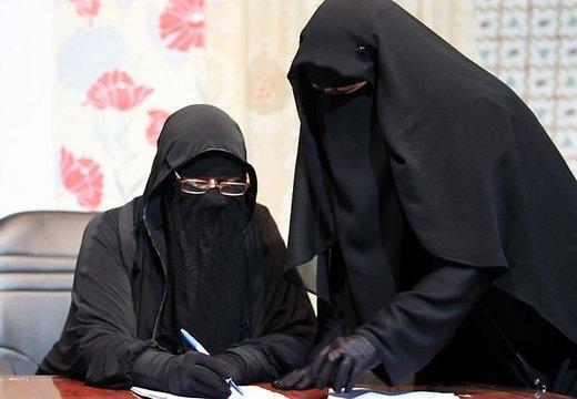 Televīzijas kanāla pārraidītā... Autors: monta28 Ēģiptes televīzijā strādā sievietes bez sejām
