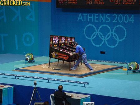 Autors: Fosilija 20 Olimpiskie sporta veidi, kurus mēs gribētu.