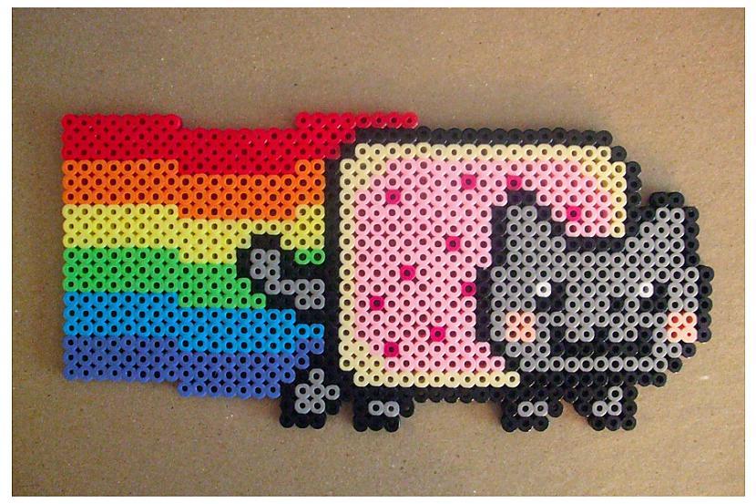 Zināji ka Zināji ka Nyan Cat... Autors: hariits Kaitinoši - Nyan cat ...