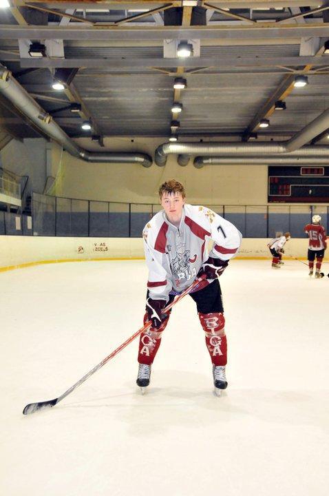 Kirils Galoha Autors: Hokeja Blogs Bauer Selects Latvia White 1996