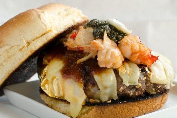 Nosaukums Douche Burge cena... Autors: Fosilija Dārgāko burgeru TOP 10