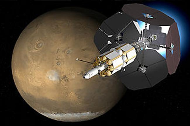 Jaunais dzinējs ļautu sasniegt... Autors: Treiseris 39 dienās līdz Marsam