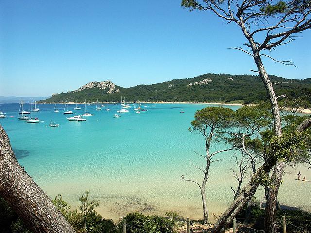 Porkuerolles sala Francija... Autors: Treiseris 15 labākās Eiropas salas