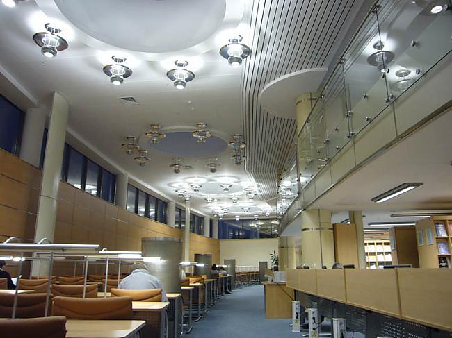 Scaronobrīd Minskas bibliotēka... Autors: wilkatis 15 skaistākās pasaules bibliotēkas