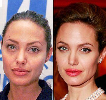 Angeline Jolie  Autors: SummerLadyy Bez make up.