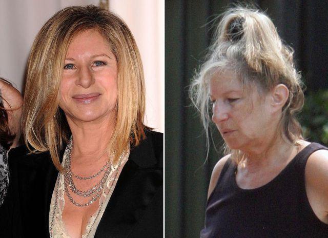 Barbara Streisand Autors: SummerLadyy Bez make up.