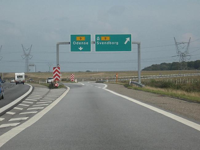 Dānija Kopā 73000km ar ceļiem... Autors: estrella Eiropas ceļi. 3. daļa.