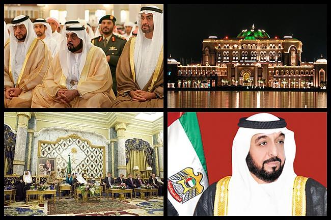 Scaroneihs Kalifs bin Zajīds... Autors: Treiseris Karaļi un viņu pilis 1.daļa
