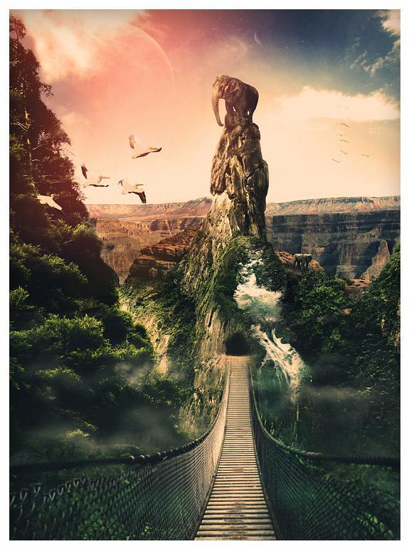 Elephant Rock by Patrick... Autors: Coop foto manipulācijas 2