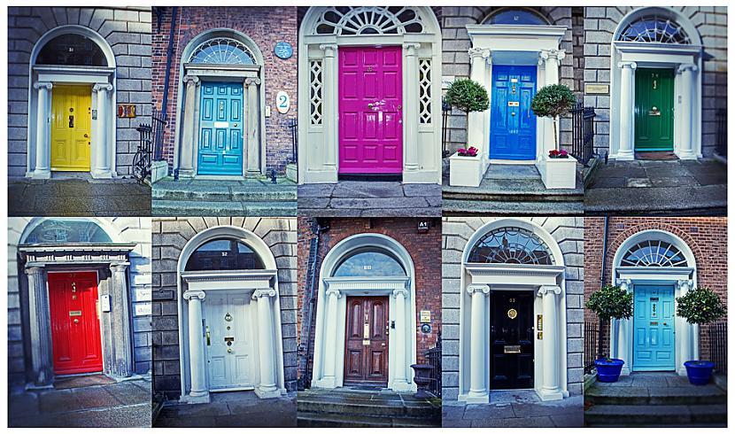 Īrijā daudz durvju ir... Autors: Pēdējais Latvietis Fakti par Durvīm