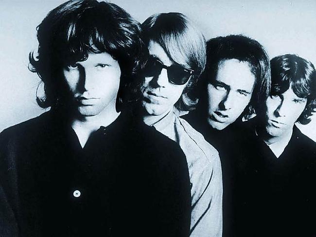 ASV roka grupa The Doors savu... Autors: Pēdējais Latvietis Fakti par Durvīm