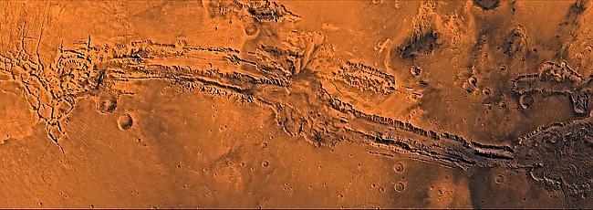 lielākais kanjonsnbspValles... Autors: sprote7 Visuma fakti - MARSS