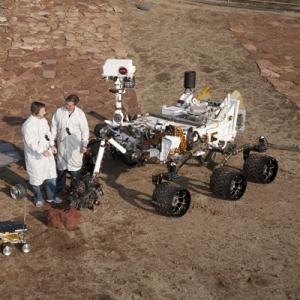 laquoThe Curiosityraquo kas... Autors: sprote7 Visuma fakti - MARSS