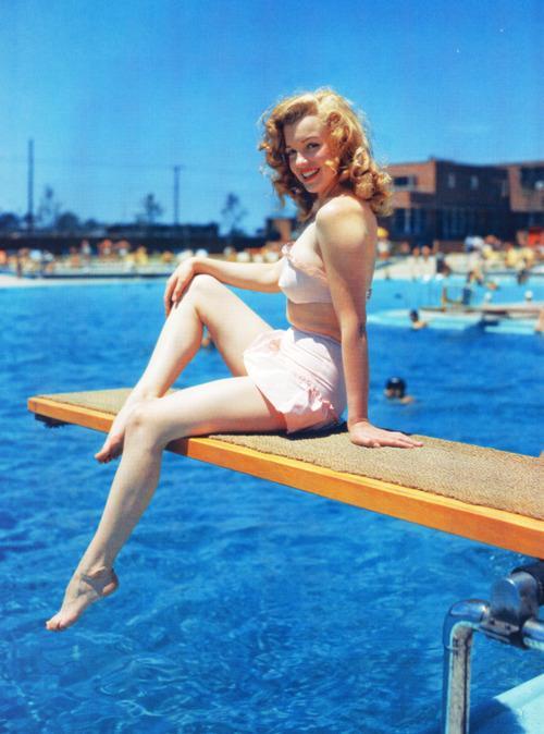 nbspSex is part of nature I go... Autors: serenasmiles Marilyn Monroe bildēs un citātos.