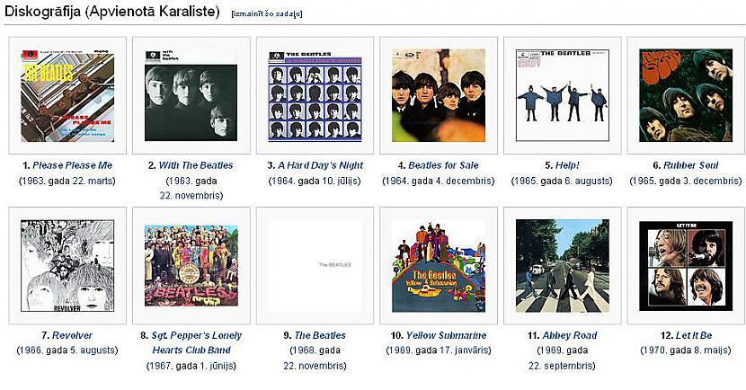 quotThe Beatlesquot savas... Autors: jankelliitis The Beatles