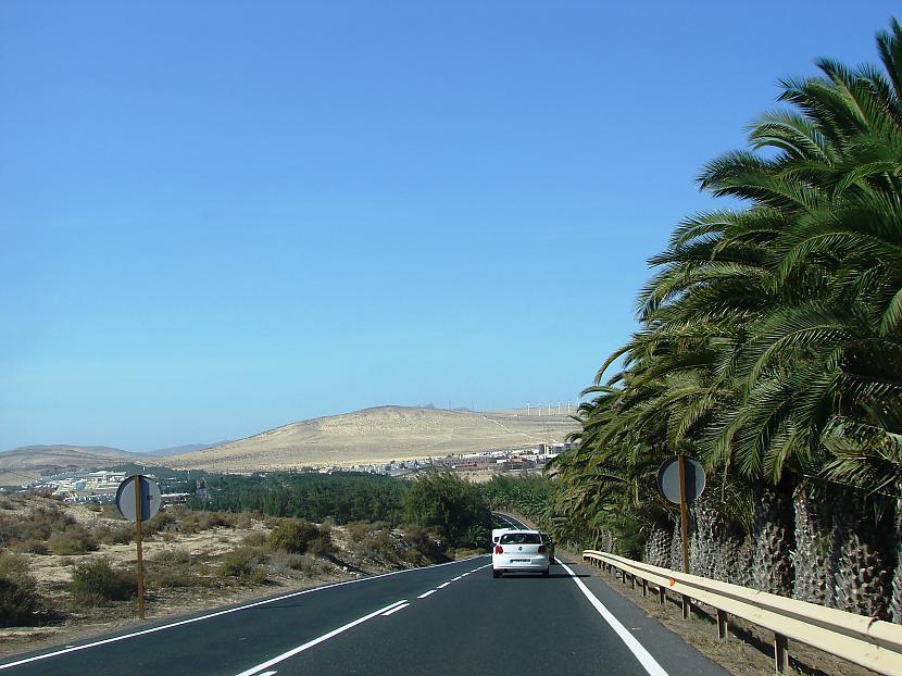 Nolēmu ka jādodas uz salas... Autors: Latišs Ceļojums uz paradīzi - Fuerteventura