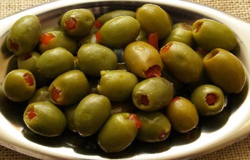 9 olīvas 95 kcla Autors: bodyfitme 15 Produkti zem 100kcal