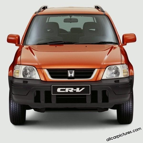 Pirmais CRV Autors: Musmirens Honda CR-V