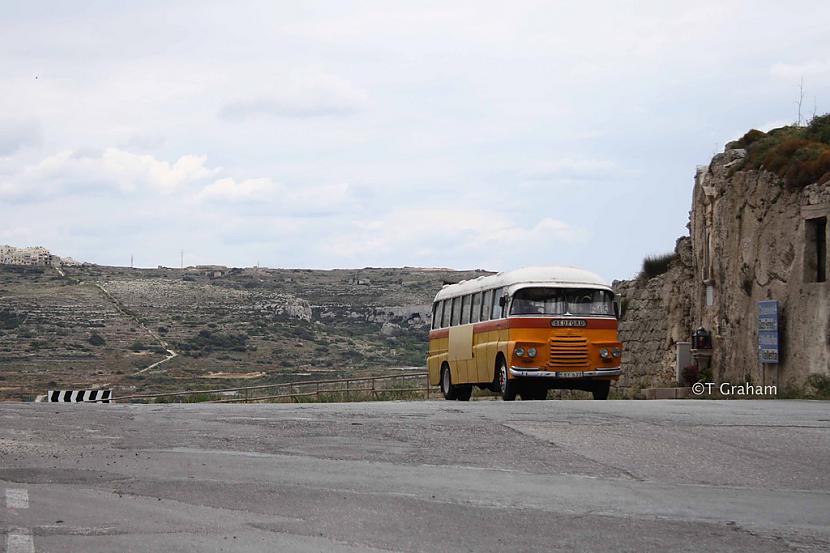 Maltā vaditaji brauc pa... Autors: estrella Eiropas ceļi. 6. daļa.
