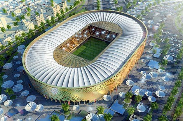 Autors: BrĀLis scorpion1 Nākotnes stadioni