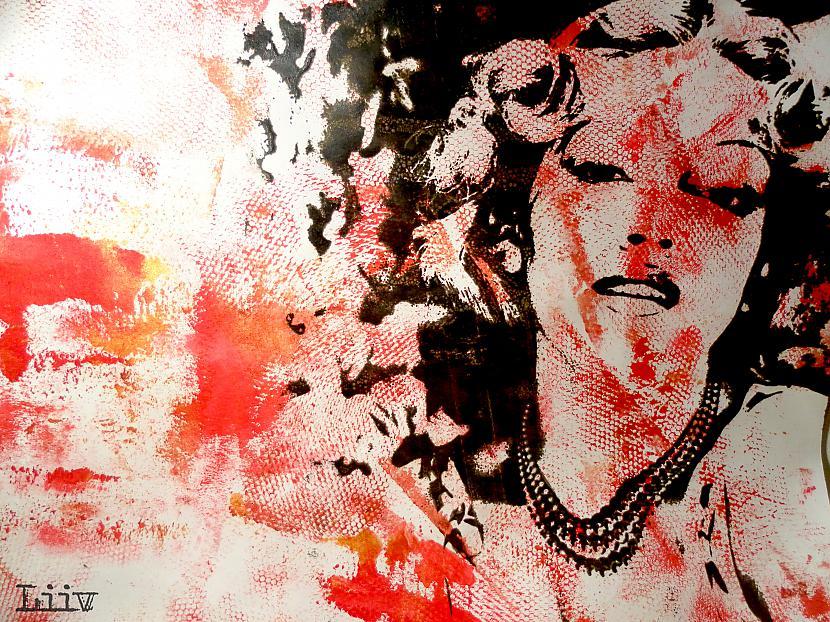 Lana Turner Autors: kyosk LiivArt