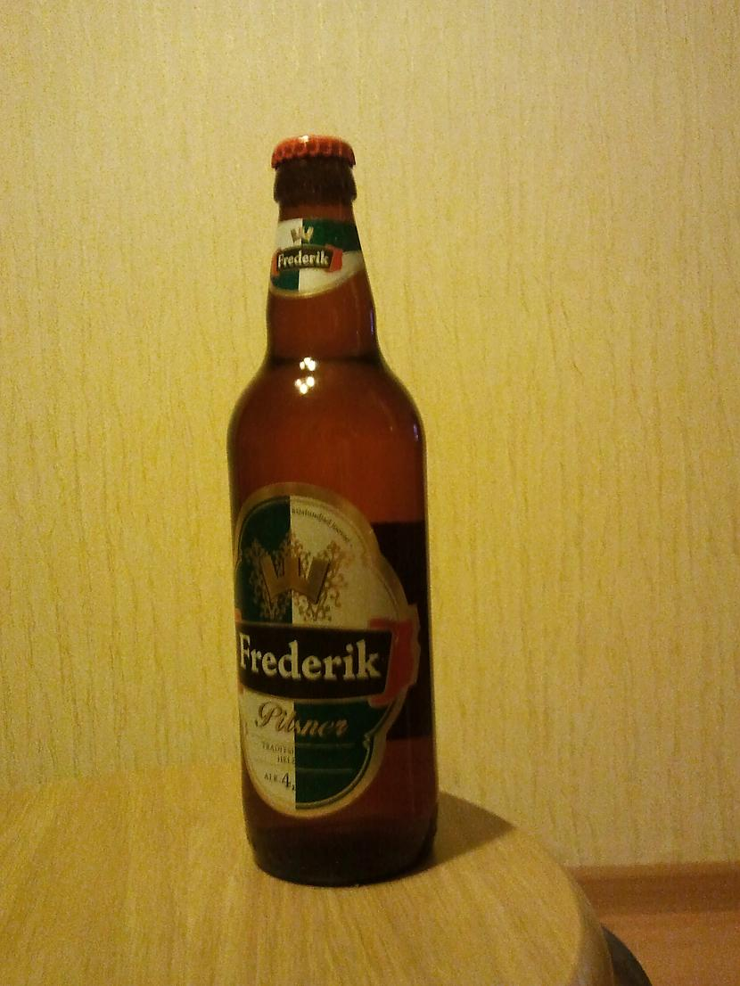 FREDERIK  Otrais vakara alus... Autors: Ch1ck Alus no Igaunijas