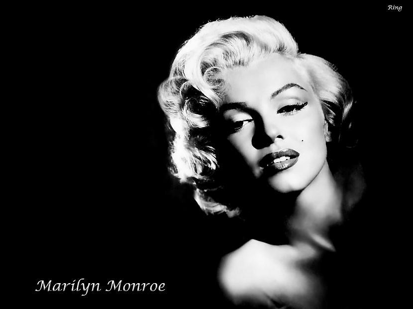 Ja Merlina Monro Marilyn... Autors: Līīshe neticami fakti