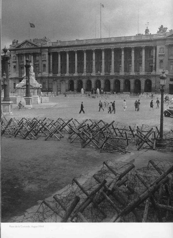 Autors: dzelksnis Paris in 1940-50s