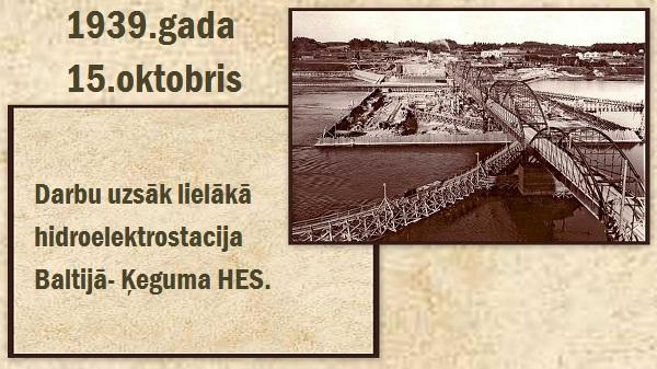 Autors: GargantijA Oktobris Latvijas vēsturē.