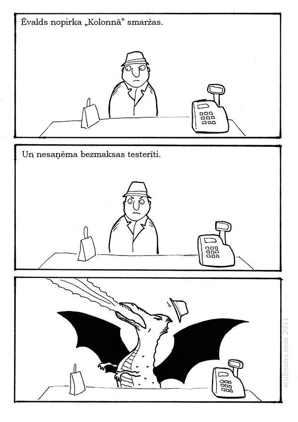 Autors: liskers komiksi