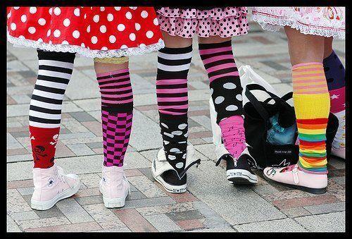 Autors: Billy doll Harajuku - japāņu modes virziens.