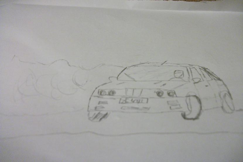 bmw e83 Autors: persis2000 Mani zīmējumi daži...