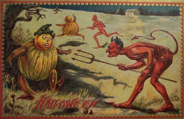 Autors: ZiggaZagga XX gs. halloween ilustrācijas
