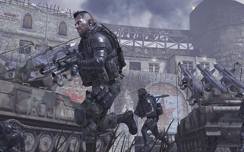 quotTēmēt ienaidnieka... Autors: diedelnieks123 Labākie Call of Duty citāti