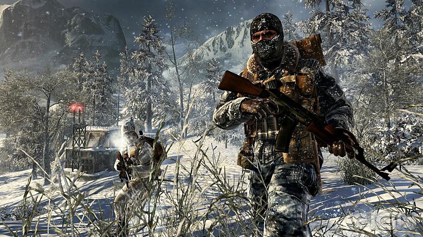 Beigās tā bija veiksme Mēs... Autors: diedelnieks123 Labākie Call of Duty citāti