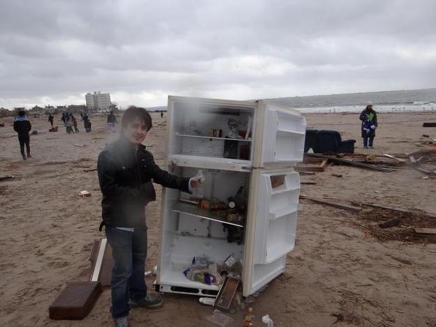 Arī ledusskapis nesaprot kur... Autors: luvazhels Apdzērušās Laivas