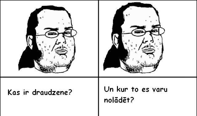 Autors: jankelliitis Tulkotie komiksi...