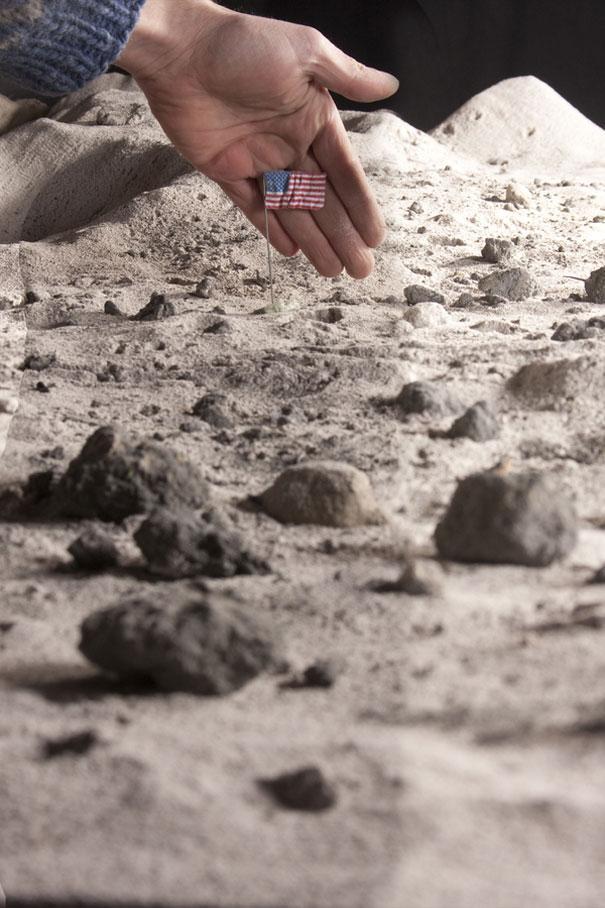 Mēness skatinbsp Autors: norle2001 Kā veido dabas ainavas
