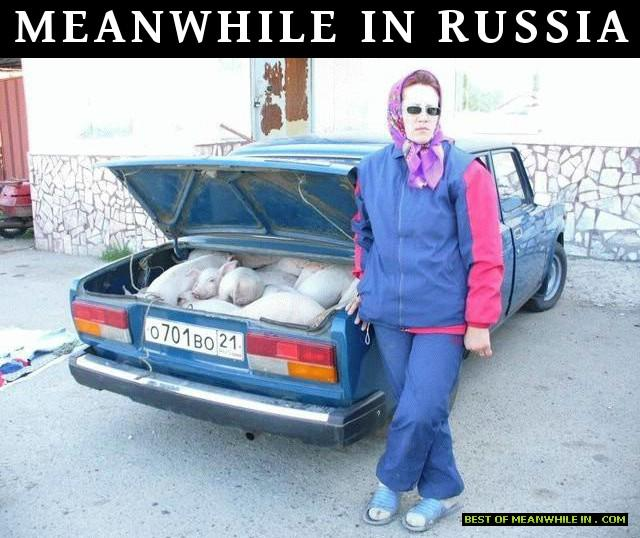 Autors: BauManiS Meanwhile In Russia + VIDEO